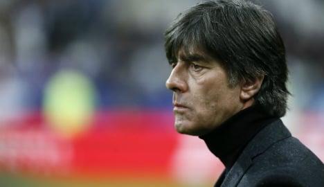 German-Dutch game 'sign of solidarity': Löw