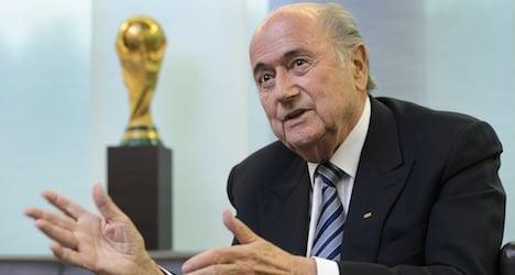 'Corruption rap dropped against me': Blatter