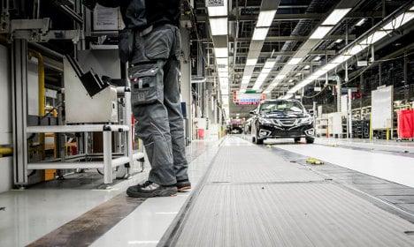 Swedish job boost after Chinese green car order