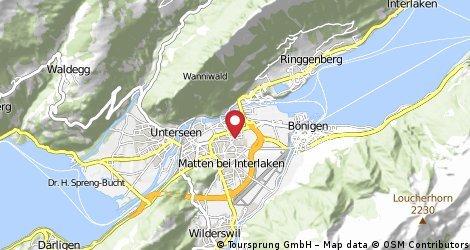 Police probe mysterious death in Interlaken