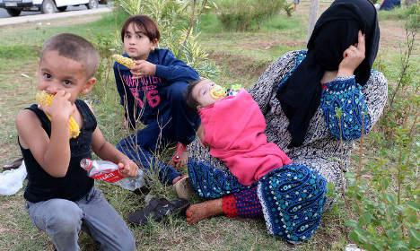 Record-breaking 13,000 asylum seekers arrive in Spain in 2015