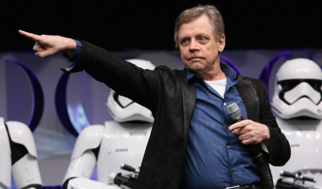 Star Wars hero was asked to 'say something' in Spanish. So he did