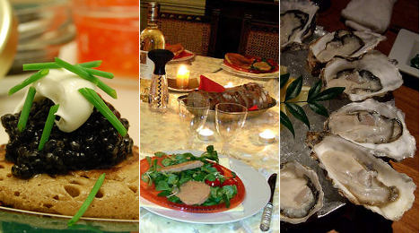 Ten dishes that make a French Christmas feast