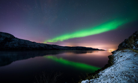Northern lights 'eruption' set to dazzle Norway