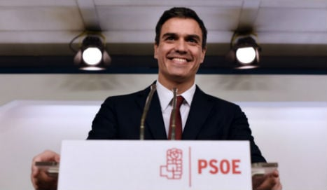 Spain's Socialists will lose support whoever they back: analysts