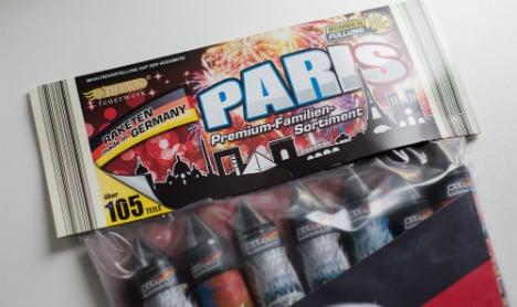 Aldi takes flak after 'Paris' fireworks gaffe