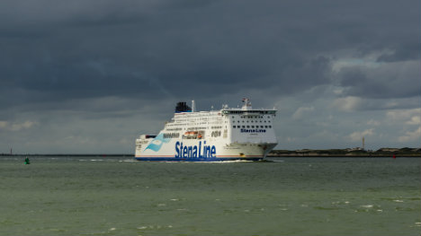 Danish ferry firm turns away people without ID