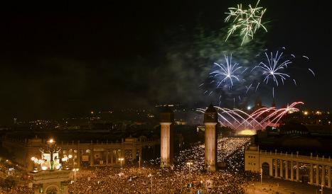 Happy new year! Clear skies forecast as Spain rings in 2016