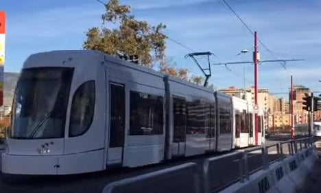 Italy's €320m ghost tram can't carry passengers