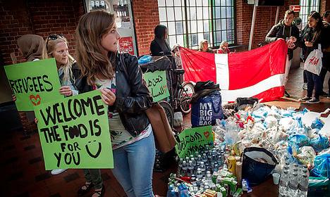 Danish communities feel sting of refugee costs