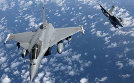Syria strikes like Paris attacks says German MP