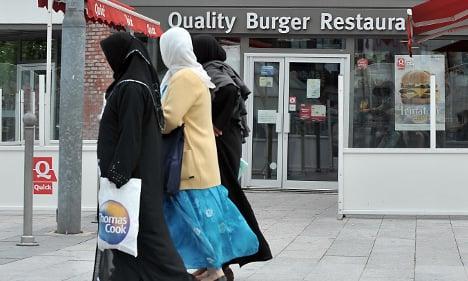 Burger King 'to corner France's halal market'