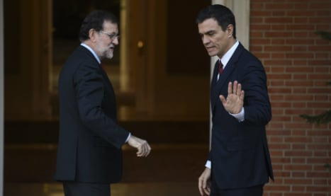 Spain's Socialists refuse to back Rajoy bid to form new government
