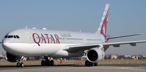 Qatari royal treated for broken leg in Zurich