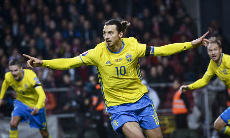 'No intention' to leave France says star Swede