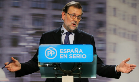 Spanish PM offers dialogue with other parties to form government