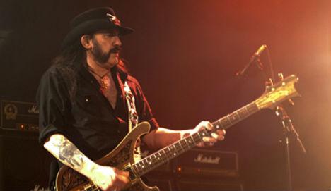 'Lemmy willed himself to die': Swedish drummer