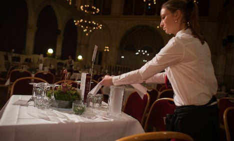 Insects to be served at Ball of Sciences