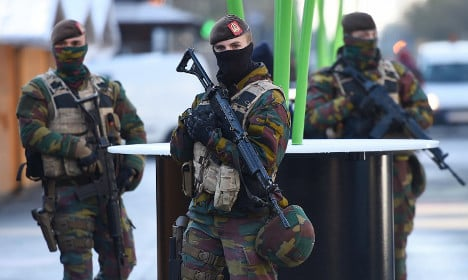 Paris attacks: Brothers among five arrested