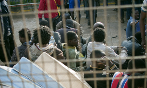 Two dead as migrants storm Spain's African border at Ceuta