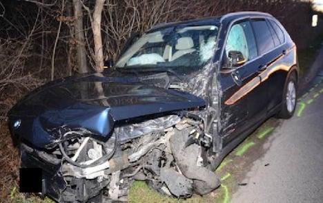 Guardian angels work overtime in car crash