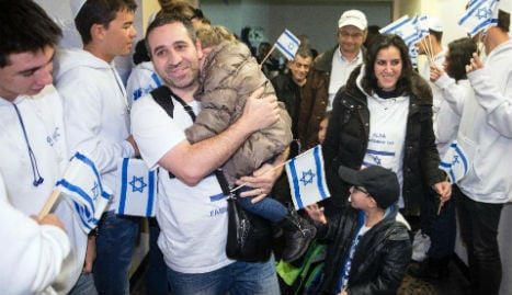 Year of terror drives French Jews to Israel