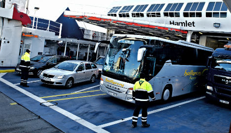 Ferry firm argues new ID checks in Sweden