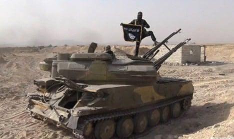 Swedish 'Isis' teen 'celebrated Paris attacks'