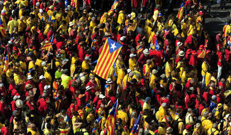 Catalan separatist parties attempt final deal to form government