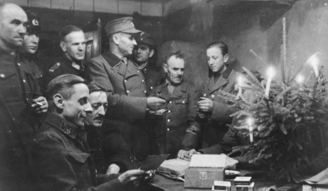 How Germans joined in with Nazi-fied Christmas