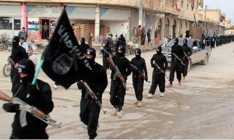 Swedish 'Isis' teen girl 'celebrated Paris attacks'