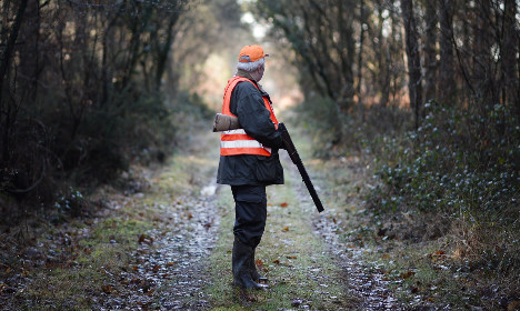 Grieving French widow slams 'killer' hunters