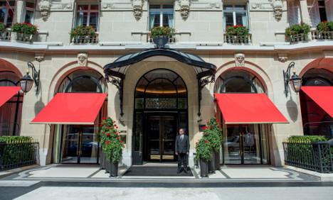 Paris hotels report slump ahead of sober New Year