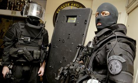 Terrorists 'wanted Yanks' during Bataclan attack