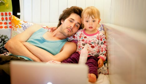 One in four Swedish dads take no baby leave