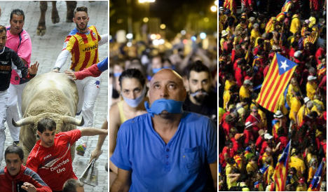 Spain's biggest news stories of 2015