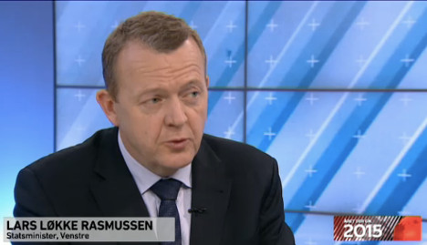 Danish PM seeks change to UN asylum pact