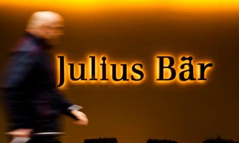 Julius Bär bank to pay huge fine in US tax probe