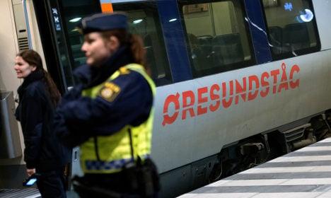 Swedish operators cut rail service on bridge