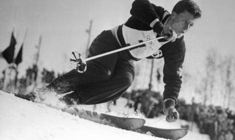 Norway ski pioneer Stein Eriksen dies at 88