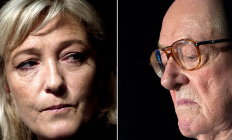Could Le Pens be facing a ten-year politics ban?