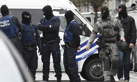 Paris attacks 'directed by one man in Belgium'