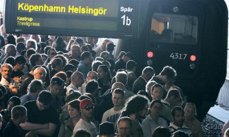 Öresund train operators mull scanning IDs