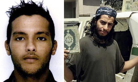 French jihadist Mouadan 'was close to Paris killer'
