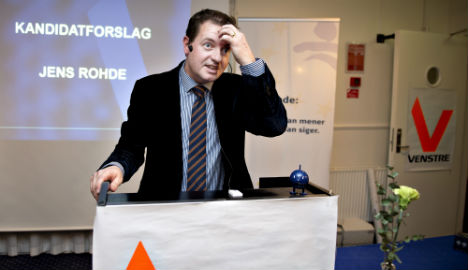 Danish MEP quits party over asylum policies