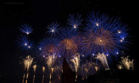 Swiss regions limit NYE fireworks over fire risk