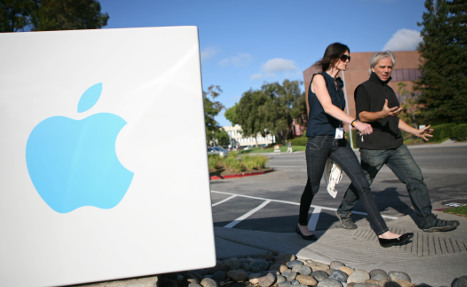 Apple to pay €318m in tax owed to Italy