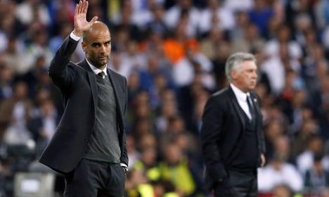 Ancelotti to replace Guardiola at Bayern