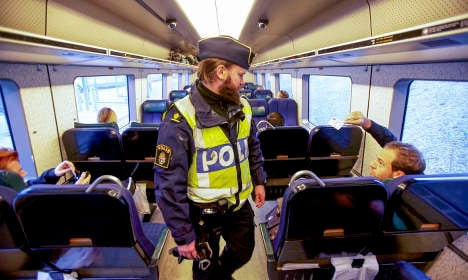 'Check travellers' IDs or be fined,' Sweden warns