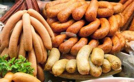 German thief pays price of love for sausage